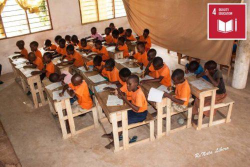 Onderwijs voor Keniaanse Leerlingen